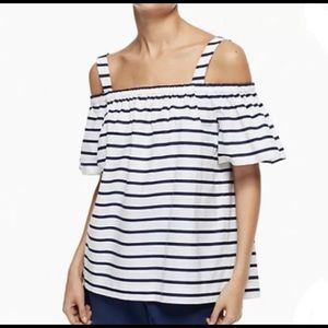 Kate Spade Broome Street Off-The Shoulder Top
